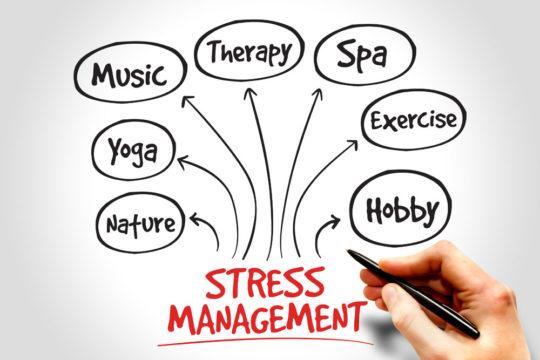 Stressmanagement Ausbildung