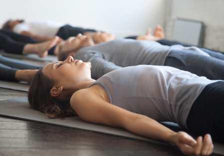 Integrale Yogatherapie